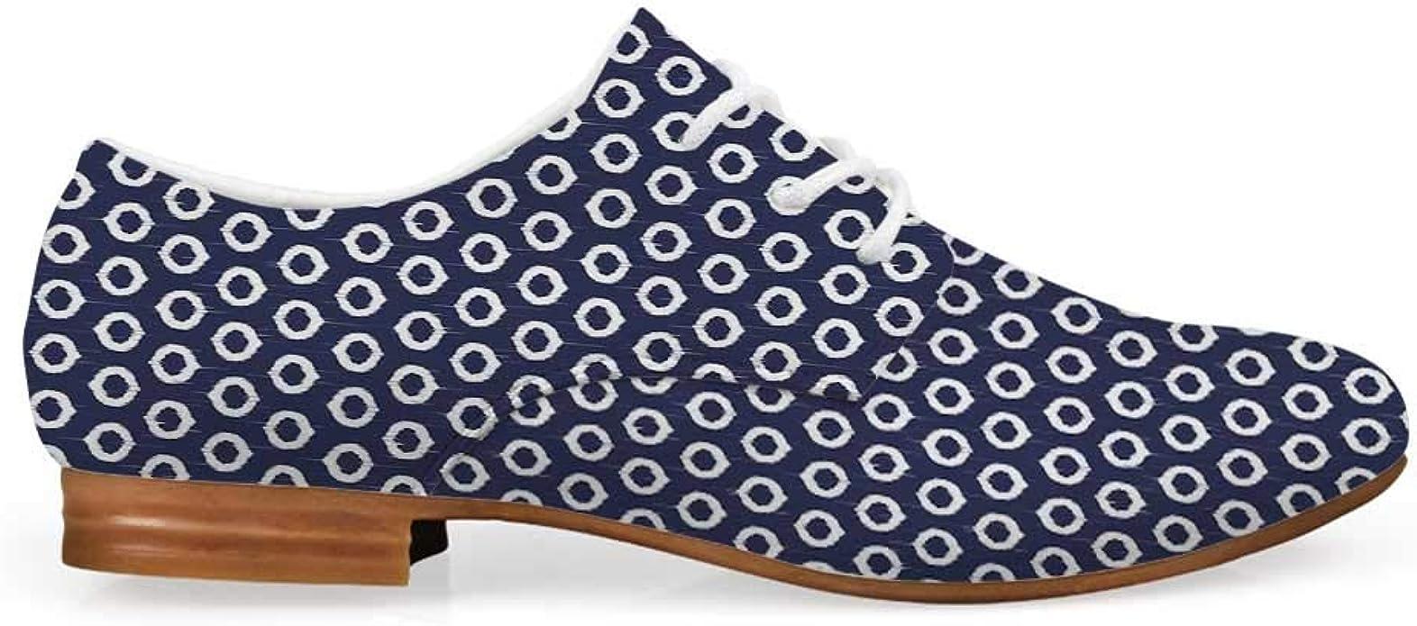 Amazon Com C Coaballa Ikat Comfortable Leather Shoes For Women