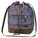Jack Wolfskin Sandia Bag Rucksack, Red Navajo For Sale
