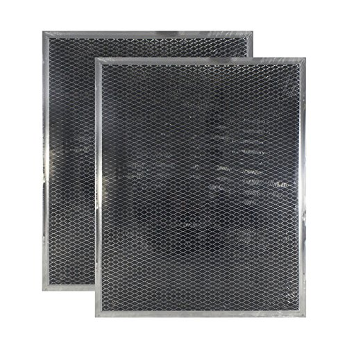 Compatible Range Hood Charcoal Filters for Broan BPSF30 99010308 (2 Pack)