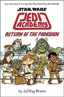 Book Cover: Star Wars: Jedi Academy, Return of the Padawan