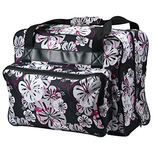 Janome Black Universal Sewing Machine Tote, Canvas