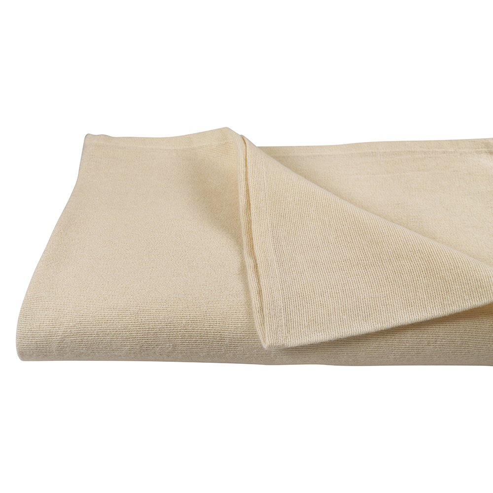 Sigmatex BK709014B Healthcare Bath Blanket, 55% Cotton/45% Polyester, 70'' Width 90'' Length, 1.4 lb., Unbleached (Pack of 30)