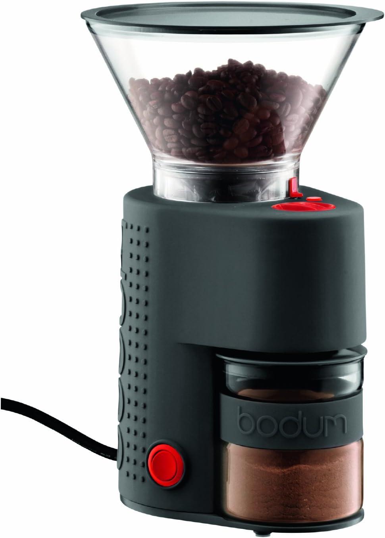 Shop Bodum BISTRO Burr Coffee Grinder, 1 EA, Black from Amazon on Openhaus