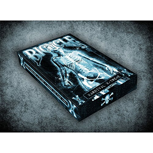 X-ray Deck (MMS Karnival Xtreme Deck (Limited Edition) by Big Blind Media -)