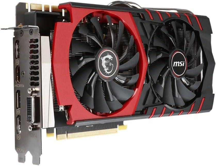 PCI-e 4096, GDDR5, PCIe 3.0 x16 1 GPU MSI V320-034R GF GTX 960 Graphics Card NVIDIA