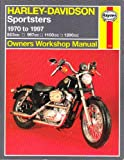 Harley-Davidson Sportsters Owners Workshop Manual, Choate, Curt and Schauwecker, Tom, 1563923041