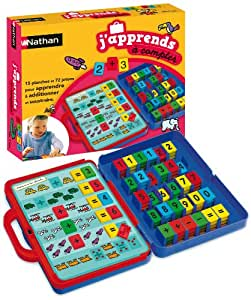 Nathan 31048 - Juego educativo para aprender a contar (en francés)