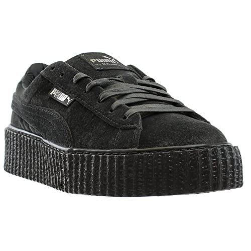 0bcedbc89924 PUMA Women s Creeper Velvet Ankle-High Fashion Sneaker  Puma  Amazon ...