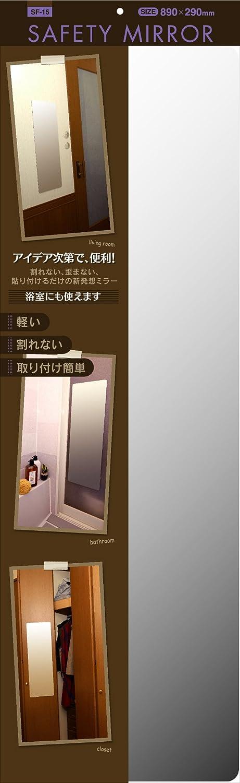 東プレ 割れない鏡 セーフティミラーL 44×35cm SF-14 B002UMTPH0 L『44×35cm』 L『44×35cm』