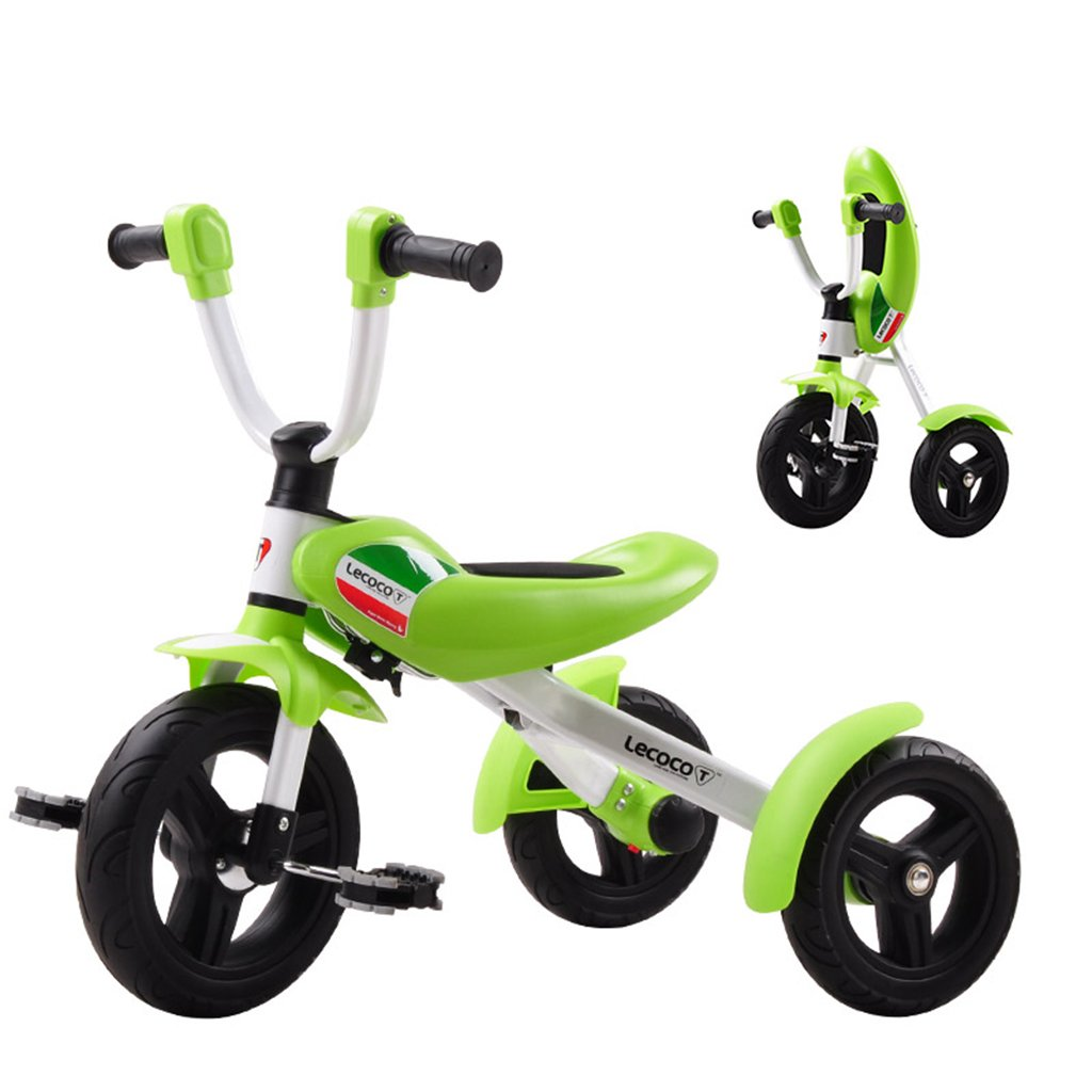 XQ 折り畳み式子供用三輪車自転車キッズバイク3-6歳 子ども用自転車 ( 色 : #3 ) B07CGH3FHC#3