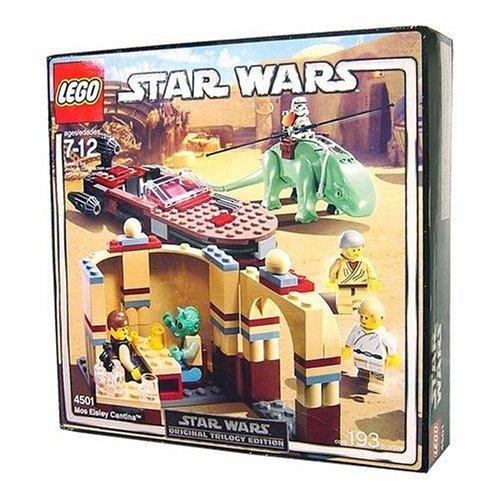 LEGO Star Wars: Mos Eisley Cantina (Lego Star Wars 4501)