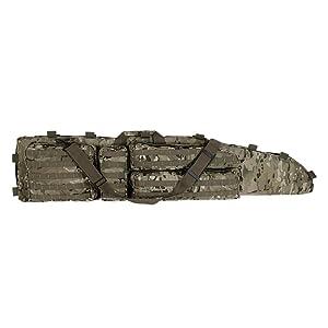 "Voodoo Tactical Men's The Ultimate Drag Bag, Multicam, 52"""