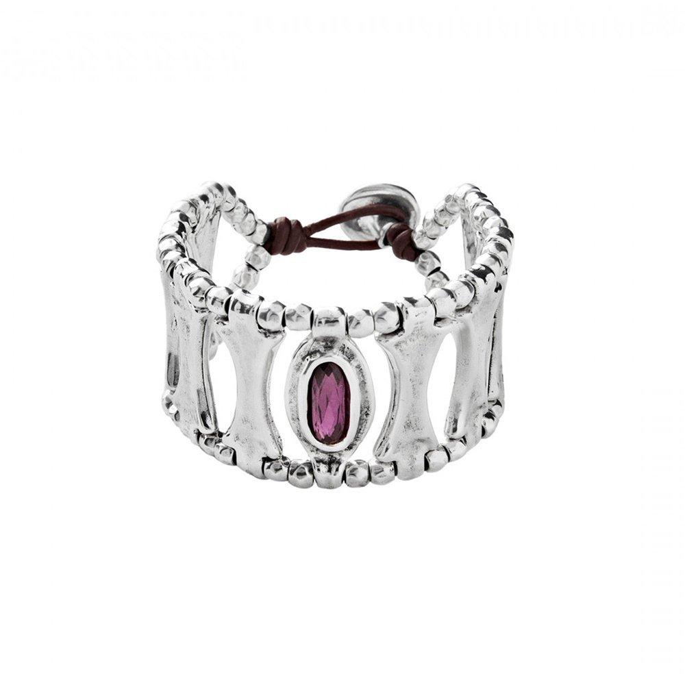 Uno de 50 GUARDIAN collections bracelet PUL1646MORMTL0M