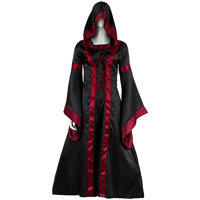 Prettycos- Traje Medieval Disfraz de Princesa Reina Medieval ...