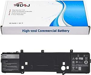 191YN Laptop Battery for Dell Alienware 15(ALW15ED-1828) Alienware 17 R3 Alienware 15 R2 Series ALW15ED-1718 ALW15ED-1728 ALW15ED-1828T ALW15ED-2718 2F3W1 8NH55 08NH55 02F3W1 14.8V 92Wh