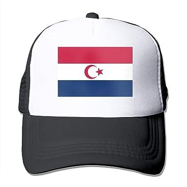 Dama Home Bandera de The Dutch Islamic Unisex Gorras de béisbol ...