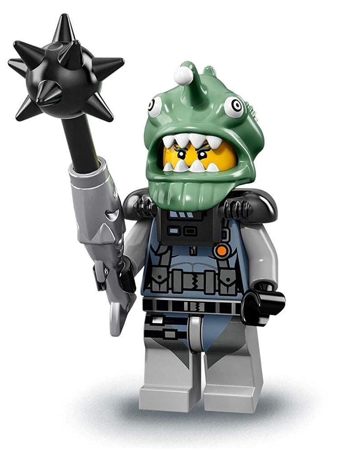 LEGO Ninjago Movie Minifigures Series 71019 - Shark Army Angler