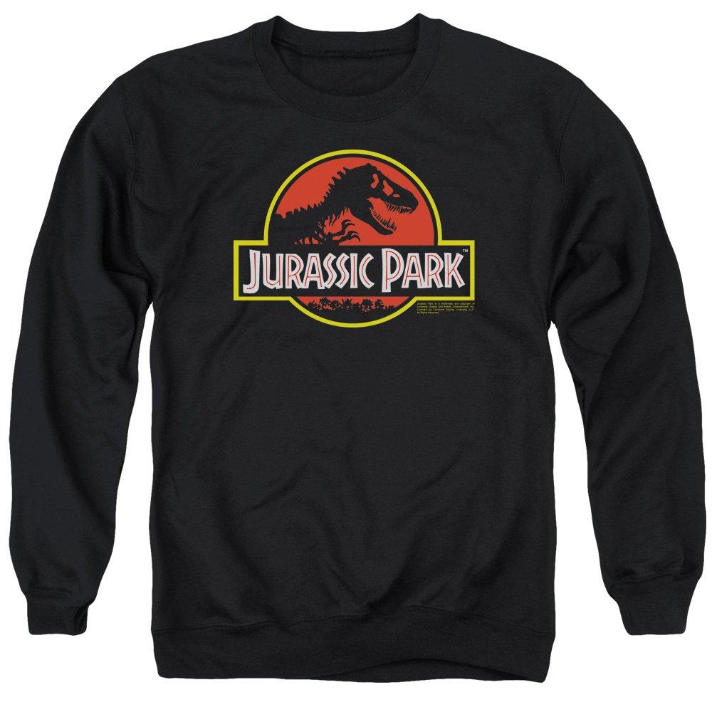 Jurassic Park - Herren-Klassiker-Logo Sweater