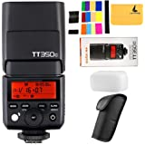 GODOX TT350C 2.4G HSS 1 / 8000s TTL GN36 Camera Speedlite for Canon Mirrorless digital