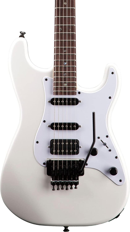 Jackson Adrian Smith Signature SDX Snow White Guitarra Electrica ...