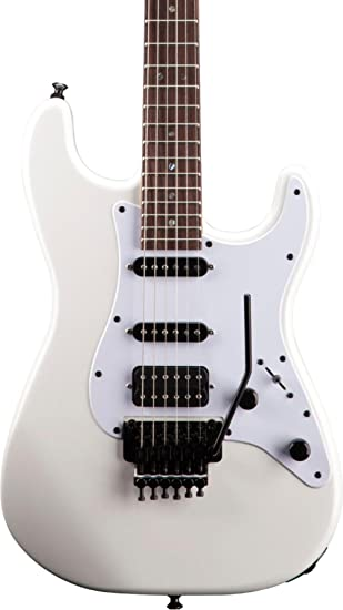 Jackson Adrian Smith Signature SDX Snow White Guitarra Electrica