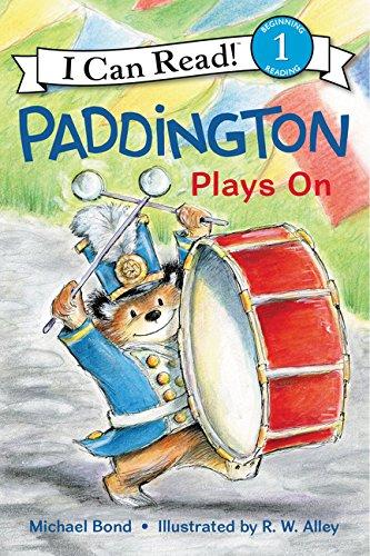 Paddington Plays On (I Can Read Level 1) pdf epub