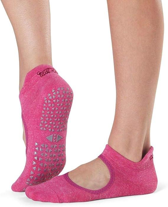 Grip Barre Yoga Socks Tavi Noir Women/'s Lola Non-Slip Socks Pilates Dance