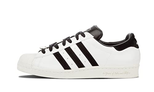 buy online 1ce86 8212f Amazon.com  adidas Superstar 80s D - Size 9  Basketball