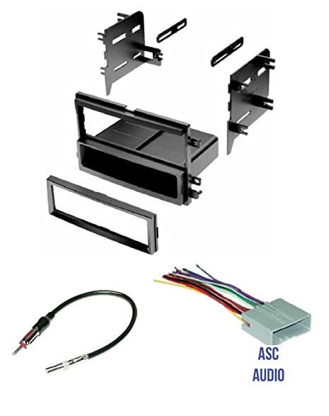 61q006hb3hL._SY587_ amazon com asc audio car stereo radio install dash kit, wire  at readyjetset.co