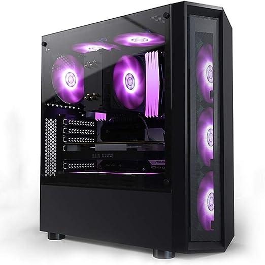 XZ15 Caja Negra for computadora de Juegos for PC, ITX/Micro AXT ...