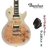 Bacchus Universe Series BLP-BP/R BD-B(ブロンドバースト)・バッカス/バールポプラトップ・レスポールタイプ/ニューカラー
