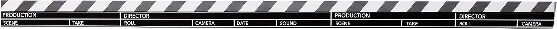 Eureka Hollywood Clapboard Deco Trim