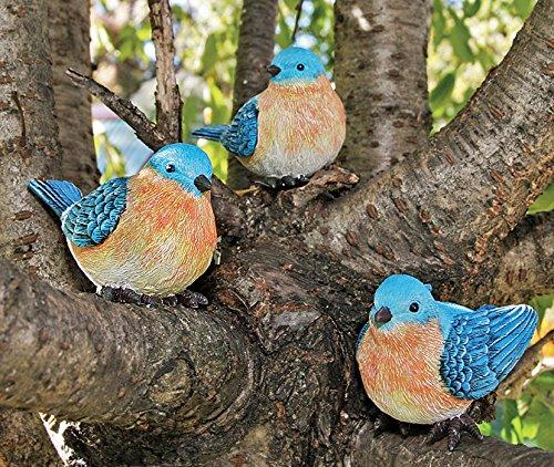 Review Bluebird Figurines Set Of