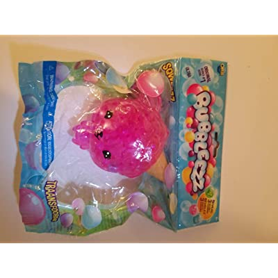 Bubbleezz Squishies Ultra (Unknown Character, Kitty with Ice Cream Cone): Toys & Games