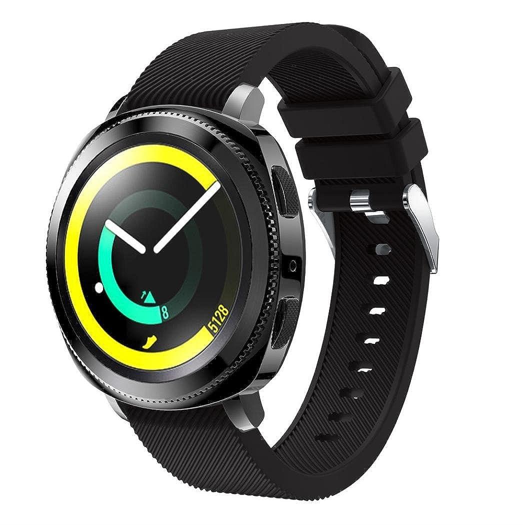 Amazon.com: For Samsung Gear Sport, Fullfun Soft Silicone ...