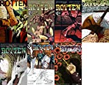 Rotten #1-7 (2009-2010) Complete Limited Series Moonstone - 7 Comics