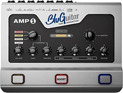 BluGuitar Amp1 4-channel Guitar Amp with 100W Nanotube