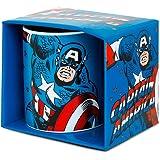 Captain America Taza de Cafe - Marvel Comics Taza - Diseño original con licencia - LOGOSHIRT