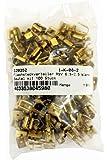 VS Electronic 320352 Flachsteckverteiler RS V, 6.3-2.5, Beutel, Blank (100-er pack)
