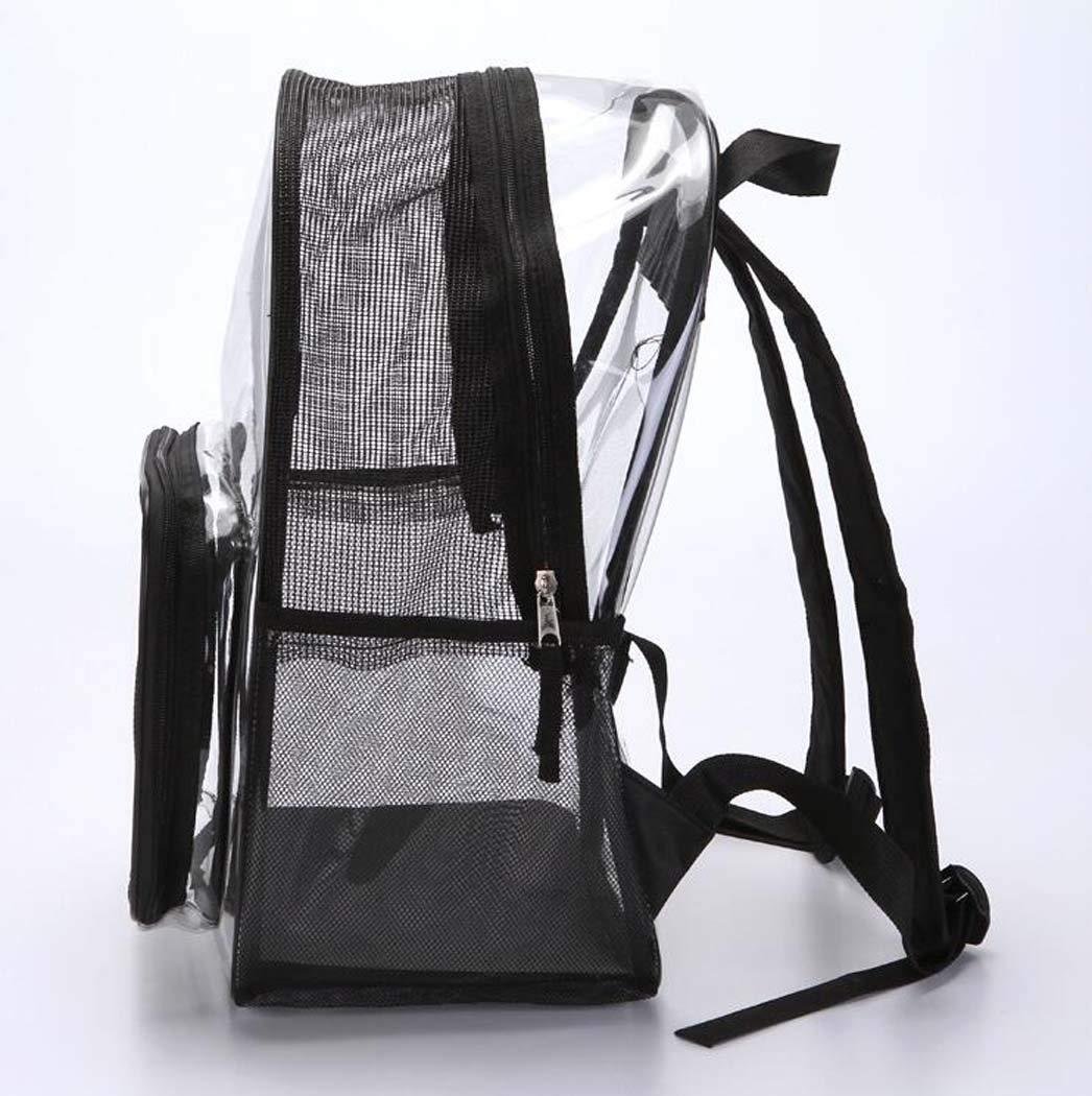 Clear Cat Bag, pet Backpack, cat and Dog Universal Transparent Backpack, Travel Bag Transparent cat Bag, pet Backpack Explosion,Clear