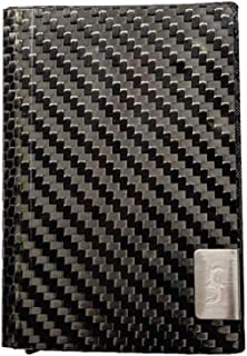 product image for Common Fibers SLD - Real Carbon Fiber RFID Blocking Slim Card Slider Mens Wallet