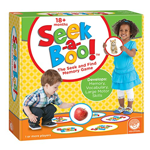 Seek-a-Boo Game
