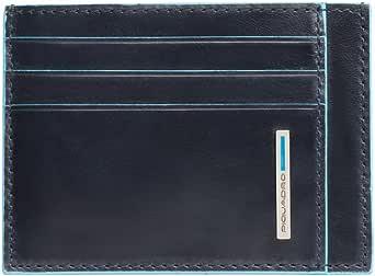 Piquadro Blue Square Tarjetero, 11 cm