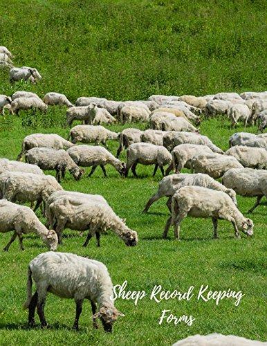 Sheep Record Keeping Forms: Sheep Record