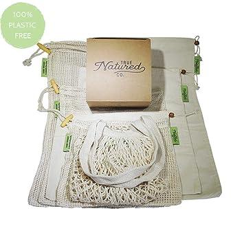 Bolsas de productos reutilizables para la compra de ...