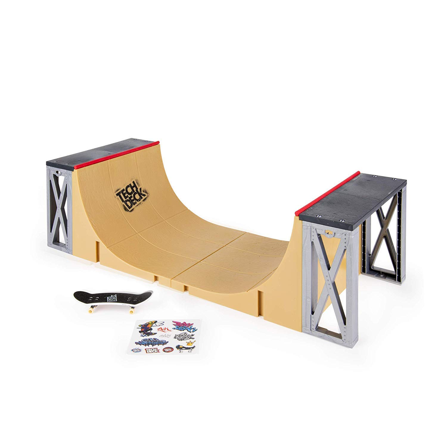 Tech Deck - Ultimate Half-Pipe Ramp and Exclusive Primitive Pro Model Finger Board, for Ages 6 and Up by Tech Deck (Image #4)