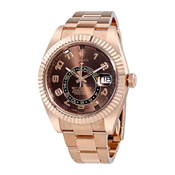 5eededcec1d Image Unavailable. Image not available for. Color  Rolex Sky Dweller ...