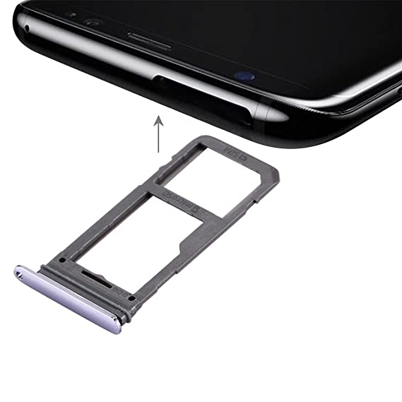 Samsung Galaxy S8 Sim Karte.Amazon Com Ipartsbuy For Samsung Galaxy S8 Sim Card Tray