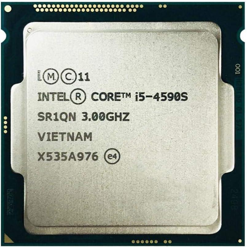 Intel Core I5-4590S I5 4590S 3.0GHz Quad-Core CPU Processor 6M 65W LGA 1150 Tested 100/% Working