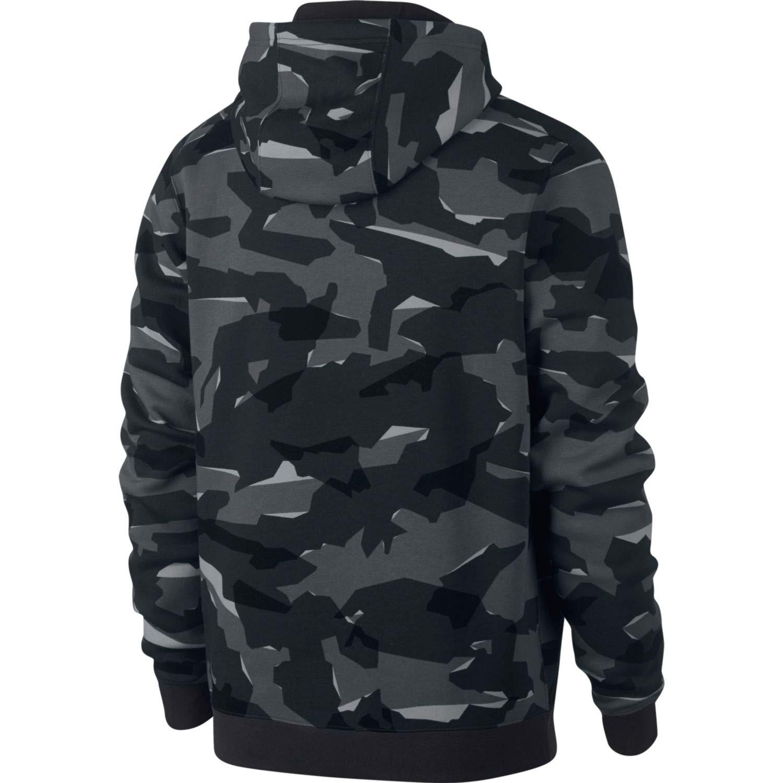Nike Herren M NSW Club Camo Hoodie Po Bbgx Sweatshirt